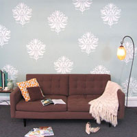 Decorating Ideas Featuring Benjamin Moore's Color of the Year 2012!