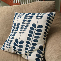 Revitalize your Home Decor With MORE DIY Stenciled Pillows