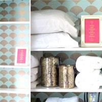 Stenciled-Closet