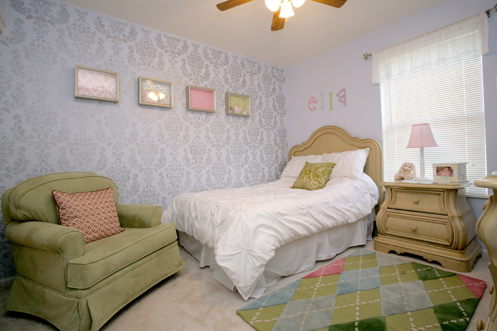 Stencil Ideas Design Multiple Rooms In Your Home With Stencils