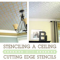 stenciling-on-ceiling