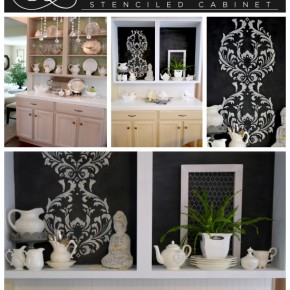 Fab Furniture Fixes Using Stencils