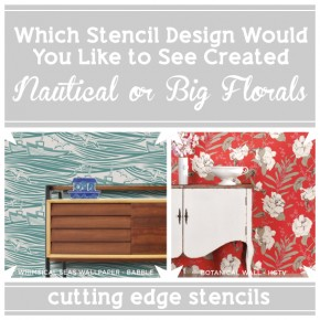 Cutting Edge Stencils Shares Home Decor Trends