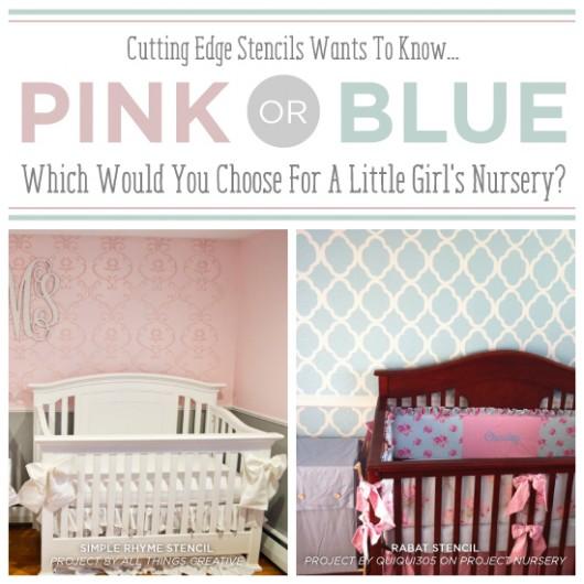 Cutting Edge Stencils shares DIY stenciled nursery ideas. http://www.cuttingedgestencils.com/moroccan-stencil-pattern-3.html