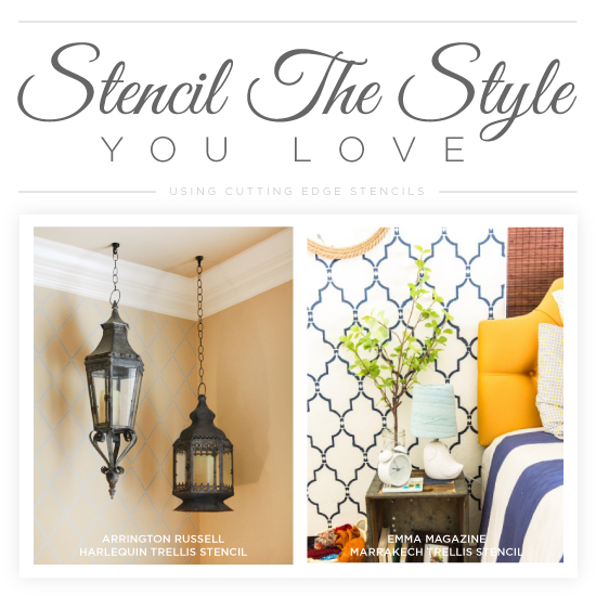 Stencil The Style You Love