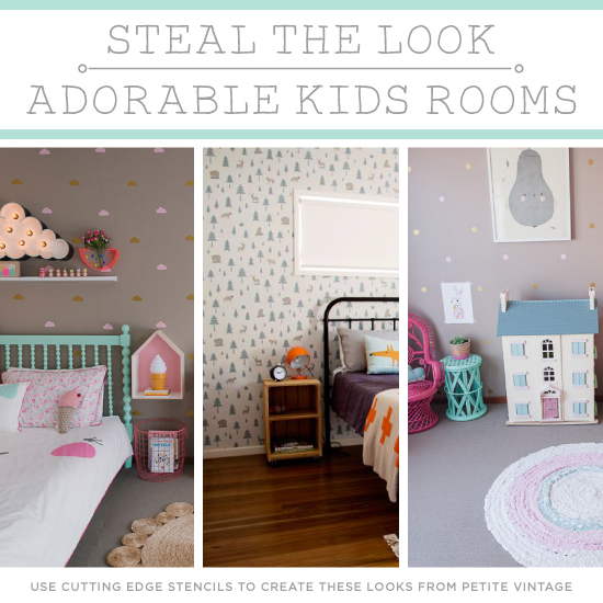 Children S And Kids Room Ideas Designs Inspiration: Steal The Look: Adorable Kids Rooms