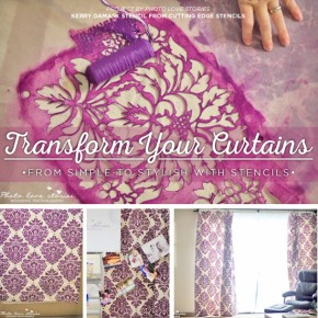 Transform Your Curtains From Simple to Stylish