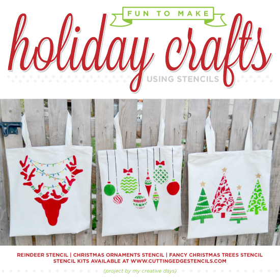 cutting edge crafts to make crafts using stencils 1831