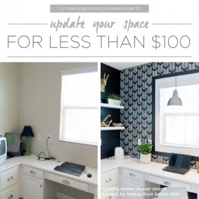 How to Update Your Space for Less Than $100