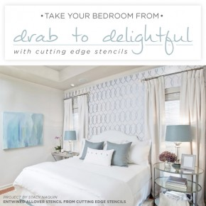 Take Your Bedroom From Drab To Delightful