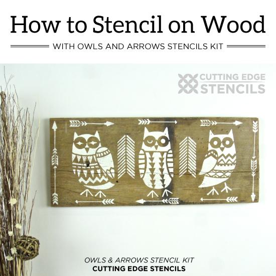 x 10 Owls,Wood Craft Shapes