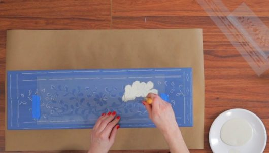 Apartment Therapy Features Cutting Edge Stencils