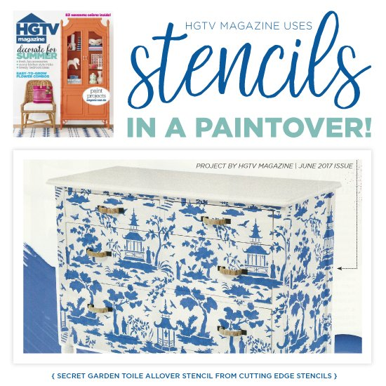 Hgtv Magazine' Articles at Stencil Stories