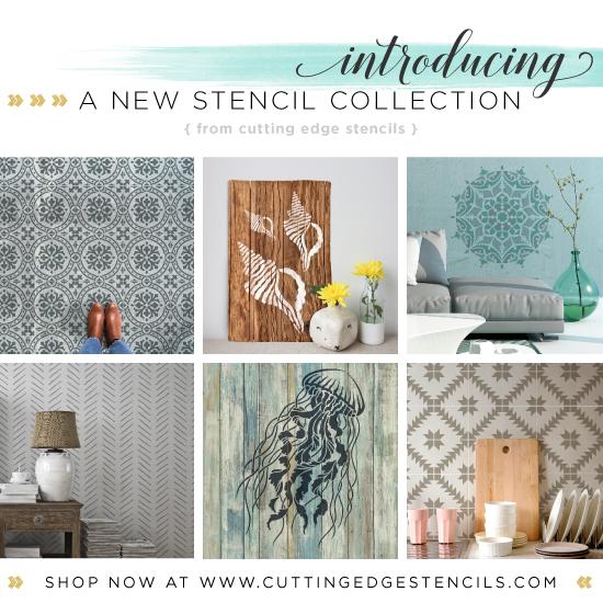 Meet Our New Stencil Designs